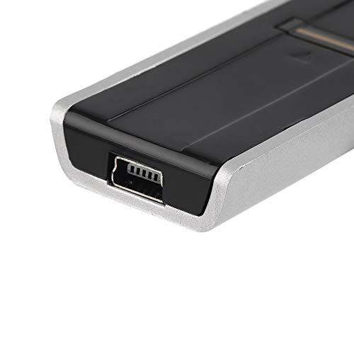 Biometric USB Fingerprint Reader Security Password Lock For Laptop PC Computer Support English,Russian etc