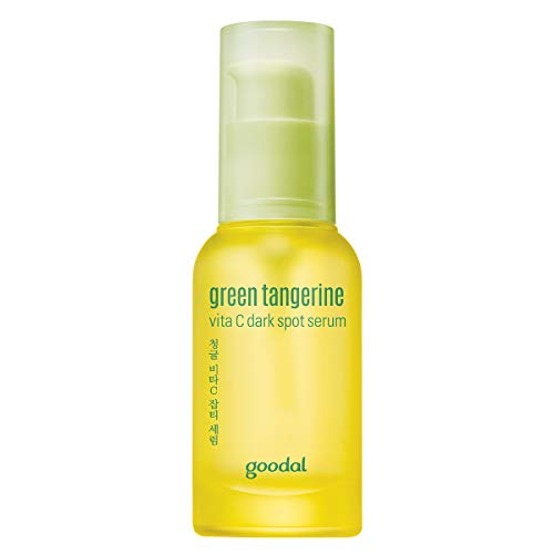 (Goodal Green Tangerine Vita C Dark Spot Serum 1.0 Ounce, Vita C Serum (single) )