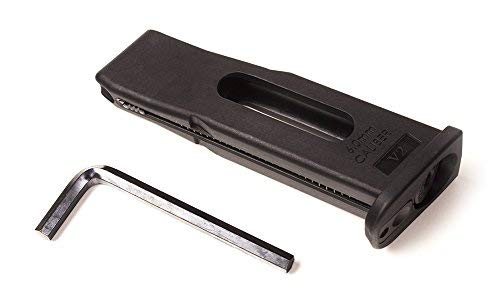 Elite Force HK Heckler & Koch USP 6mm BB Pistol Airsoft Gun Magazine, 16-Round Capacity, Fits USP Standard Action, Plastic