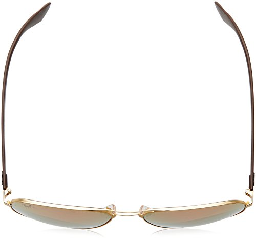 3523 Ban Ray RB Gold Matte Sonnenbrille dtRrqRx4