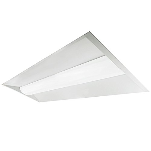 Green Creative 28342 2X4 Troffer 4200 lm 3500K Dimmable DLC Premium 30W Bright White