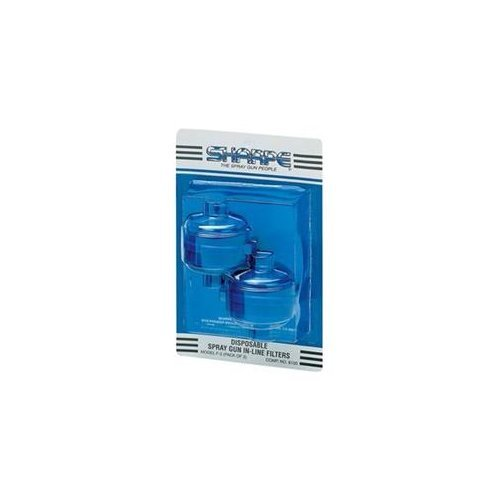 Filter Air Disposible In-Line Display Card Of 2 (Sharpe Disposable Filters Line In)