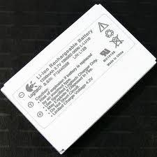 Logitech 1250mAh 3.7V Li-Ion Rechargeable Battery For Harmony 915 1000 1100 L-LU18 LU18