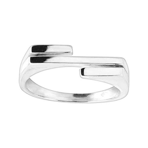 Silpada 'Mod About You' Geometric Ring in Sterling Silver