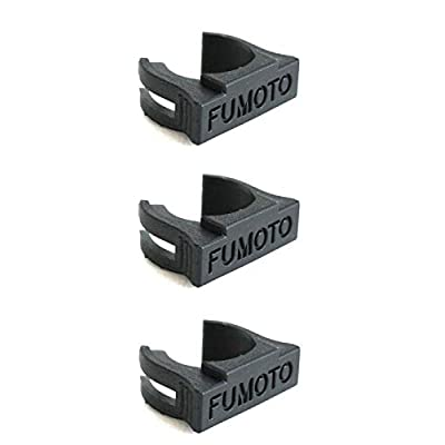 Fumoto LC10 Small Lever Safety Clip for F Series Automotive Oil Drain Valves (3): Automotive