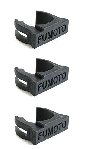 Valve Clip - 3 Fumoto LC-10 Small Lever Safety Clip for F Series Automotive Oil Drain Valves