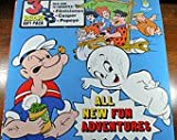 TV Favorites - Flintstones Casper Popeye [3 Record Set]