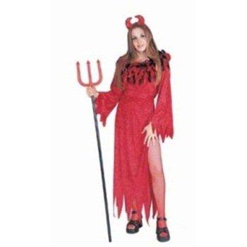 Devilina Costumes (RG Costumes Devilina Feathered Adult Costume)