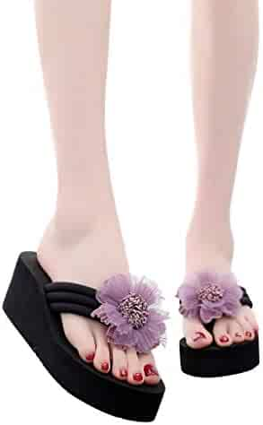 6f33c29f540ff Shopping 7 - Purple - Platforms & Wedges - Sandals - Shoes - Women ...