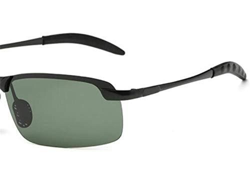 de de de Hombres Green viajar Gafas ciclismo de Guay aire Huyizhi sol libre para Gafas sol Mujeres al conducción UV400 polarizadas protección deportivas de qxIPYcFw