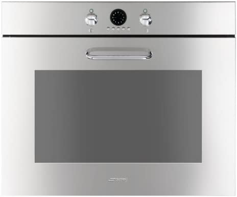 "Amazon.com: Smeg Evolution Series sc770u 27"" único ..."
