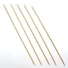 ○硬質マンセル編針短5本針 3号 20cm/JAN4544352388509