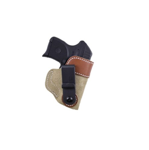 Desantis 106 Sof-Tuck Inside the Pant Right Hand Tan P-3AT/Ruger LCP Leather