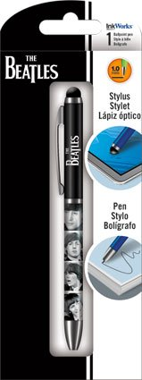 The Beatles Stylus and Ballpoint Pen in One By -