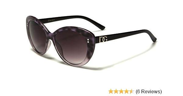 Amazon.com: DG Eyewear Latest Fashion Celebrity Inspired Cat ...