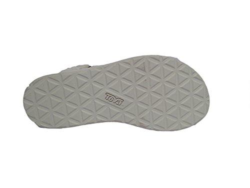 Sandalo Teva W Flatform Universal White - Size:38