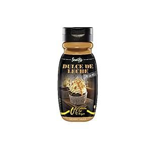 Sirope Servivita - 320 ml - Sabor Dulce de leche: Amazon.es: Alimentación y bebidas