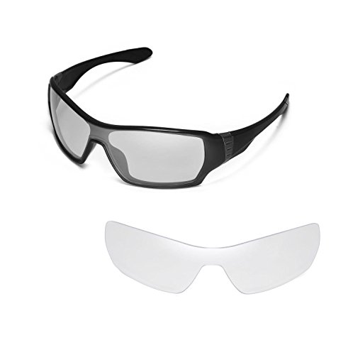 Walleva Replacement Lenses for Oakley Offshoot Sunglasses - 8 Options Available - Sunglasses 8 Ball