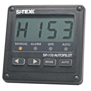 SI-TEX SP-110 System w/Rudder Feedback & 18CI Reversing Pump
