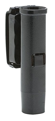 [Monadnock Front Draw 21-24-26-Inch Friction Lock with 360 Degree Swivel Clip-On Plain Black Baton Holder] (Monadnock Friction Lock)