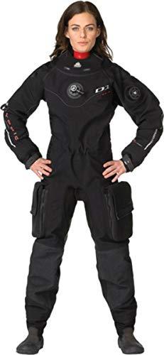 Waterproof Womens D1 Hybrid ISS Drysuit, 2XL
