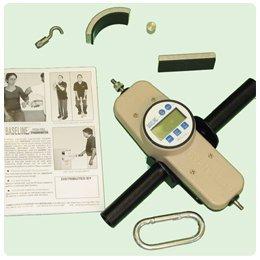 Baseline Hydraulic Push/Pull Dynamometer 250 lb./115kg. Analog Gauge - Model 926677