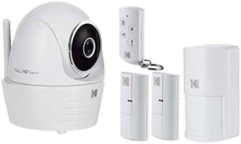 Kodak IP101WG Kit Camara Seguridad Premium: Kodak: Amazon.es ...
