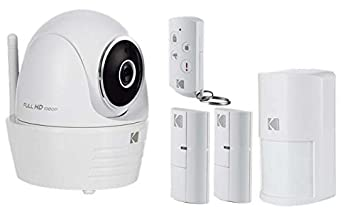 Kodak IP101WG Kit Camara Seguridad Premium: Kodak: Amazon.es: Bricolaje y herramientas