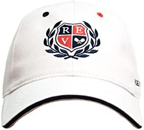 PADEL REVOLUTION - Gorra Saint-Tropez, Color Blanco