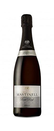 Mas Tinell Brut Real Reserva Cava Sparkling Wine 750 ml
