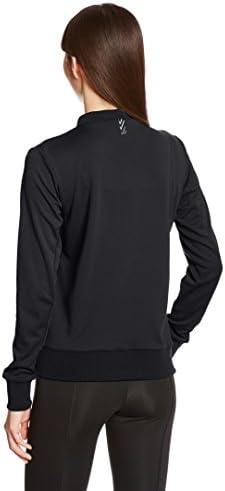 トレーニングウェア トレイジャースーツ (シャツ) 32MC7333[レディース]