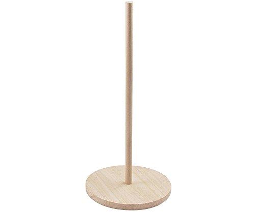 160mm Wood Stand for Styrofoam Shapes   Styrofoam Shapes for Crafts