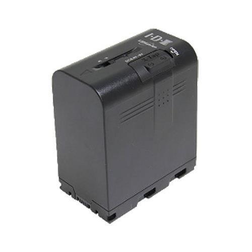 JVC SSL-75 IDX Battery for GY-HM600U/GY-HM650U/GY-HMQ10U/DT-X Series Monitors by JVC