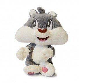 Baby Gato Silvestre 28cm - Baby Looney Tunes - Calidad super soft