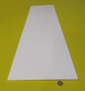 """Teflon Ptfe Virgin Plastic Sheet Plate  1.50/"""" x 6/"""" x 12/"""""""