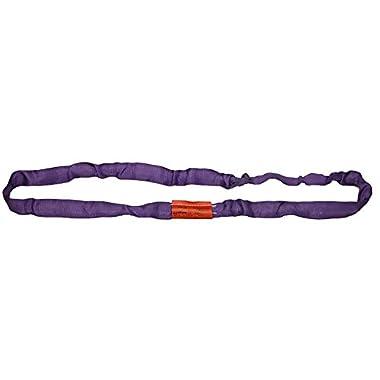 Liftall EN30X6 Tuflex Sling, Endless, 6', Purple