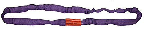 Liftall EN30X4 Tuflex Sling, Endless, 4', Purple
