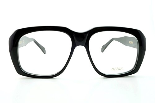 e2bc3a426f Ultra Goliath II Eyeglasses Vintage Ocean s 11 Eye Glasses Casino Robert De  Niro Black