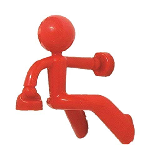 Demana Strong Magnetic Key Holder Hook with Wall Climbing Man Key Hook Key  Rack