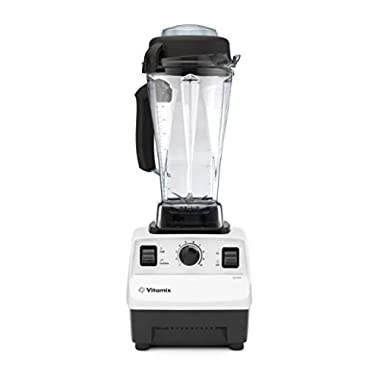 Vitamix 5200 Blender, White