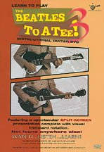 Learn to Play The Beatles To A Tee Instructional Guitar DVD V.3 (Beatles Guitar Dvd)