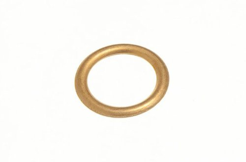 CURTAIN BLIND UPHOLSTERY RINGS HOLLOW BRASS 12MM 0D 10MM ID ( pack of 100 ) onestopdiy.com