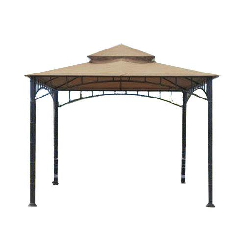 OPEN BOX Replacement Canopy Top Cover for Target's Madaga Gazebo - RipLock 350 Beige