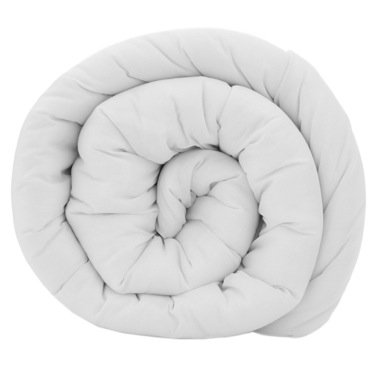 Polyester Polypropylene (teabag type) Hollowfibre Duvet/ Quilt, 4.5 Tog, King, Non Allergenic, UK Made by Sleep&Smile
