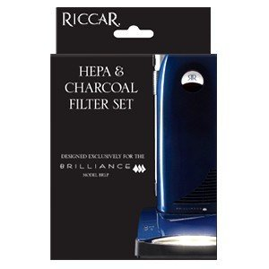 (Riccar Brilliance Premium HEPA Filter and Charcoal Filter Set Riccar Part RF5P )