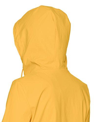OTW Yellow Yolk Yellow Raincoat Short Impermable Manteau Onltrain Femme Jaune Noos Yolk Only PvBtxO