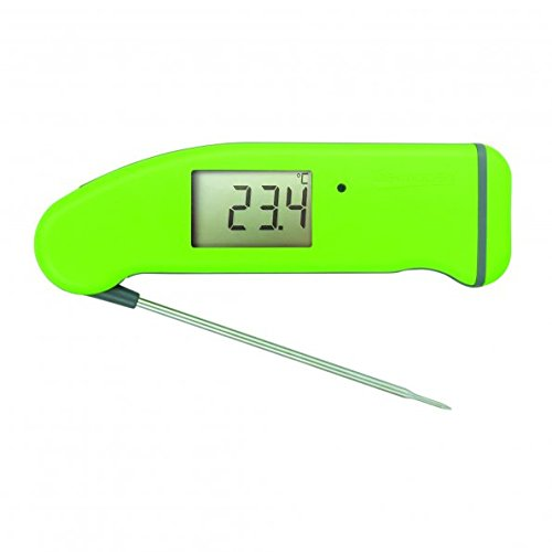 Thermapen Mk4 (Green) Professional Thermocouple Cooking Thermometer by Thermapen