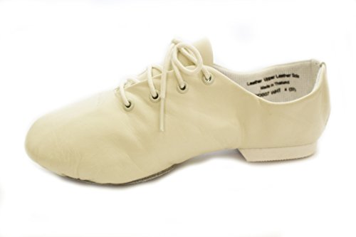 Sole Suede Depot Dance ProLine Shoe Sole Split White Jazz CTTtvHqx