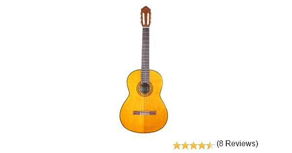 Yamaha C70 - Guitarra clásica (tamaño completo), color natural ...