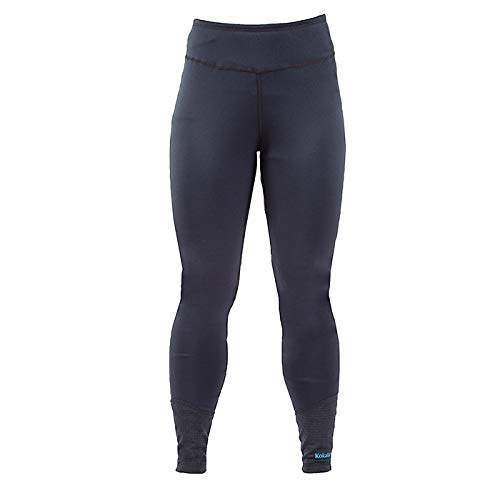 Kokatat Women's Polartec Power Dry Outercore Pant-Coal-M by Kokatat